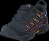 Salomon - Xa Pro 3D Cswp J Black/Black/Fiery Red