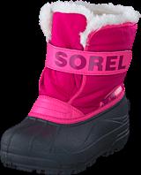 Sorel - Snow Commander 652 Tropic Pink, Deep Blush