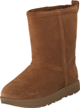 UGG Australia - Classic Mini Waterproof Chestnut