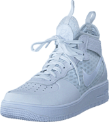 Nike - Air Force 1 Ultraforce Mid White/white-white