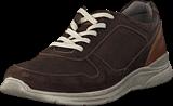 Senator - 451-4203 Comfort Sock Dark Brown