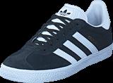 adidas Originals - Gazelle J Dgh Solid Grey/White/Gold Met