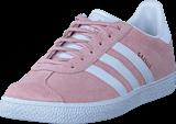 adidas Originals - Gazelle J Icey Pink F17/White/Gold Met