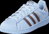 adidas Originals - Superstar W Ftwr White/Cyber Met/White