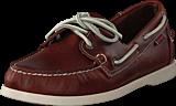 Sebago - Docksides Brown Oiled Waxy Lea