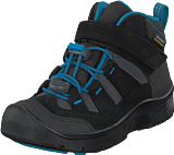 Keen - Hikeport Mid Wp Black/blue Jewel