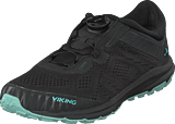 Viking - Apex II Junior Gore-Tex® Black/Ice Blue