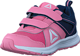 Reebok - Almotio 3.0 2V Squad Pink/Found Pink/Blue