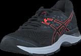 Asics - Gel-pulse 9 Black/flash Coral/carbon