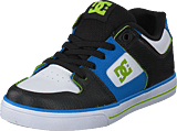 DC Shoes - Pure Elastic Se Blue/Black/White
