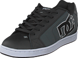 DC Shoes - Net Black/Black/Grey