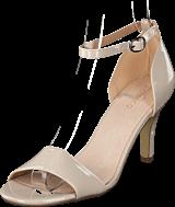 Bianco - Low Basic Sandal Cream