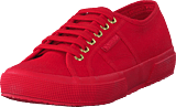Superga - 2750-cotu Classic Red Gold