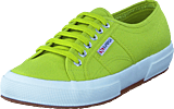 Superga - 2750-cotu Classic Apple Green