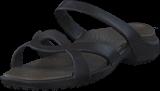 Crocs - Meleen Twist Sandal W Espresso/walnut