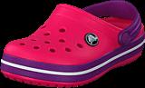 Crocs - Crocband Clog K Paradise Pink/amethyst