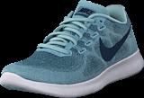Nike - Wmns Nike Free Rn 2017 Ocean/nvy-blue-aqua-turq-wh.
