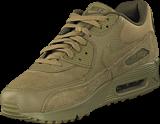 Nike - Men's Nike Air Max 90 Premium Olive/neutral Olive Medium