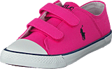 Ralph Lauren Junior - Darian Ez C Pink Canvas