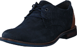 Rockport - Sp Blucher New Dress Blues Sde