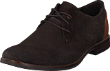 Rockport - Sp Blucher Dark Bitter Chocolate Sde