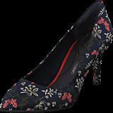 Rockport - Tm75mmpth Plain Pump Navy Floral Textile