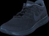 Nike - Nike Free Rn 2017 Black/anthracite-dk Grey-cool