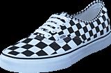 Vans - Ua Authentic Mix Checker Black/white