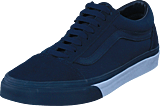 Vans - Ua Old Skool Mono Bumper Dress Blue/white