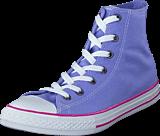 Converse - Chuck Taylor All Star - Hi Twilight Pulse/hyper Magenta