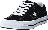 Converse - One Star Black/white/white