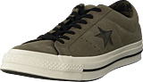 Converse - One Star Dark Stucco/egret/herbal