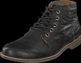 Sneaky Steve - Crasher Black Leather